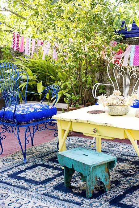 Sillas de forja baratas jard n terrazas y veladores Sillas para jardin baratas