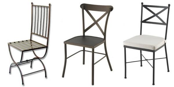 Qu sillas de comedor comprar forja hispalense blog for Sillas comedor sevilla