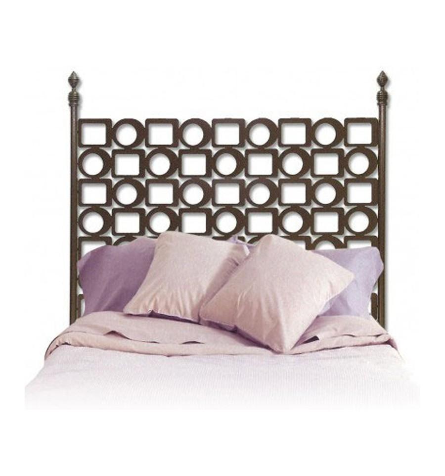 Nuestros cabeceros de cama baratos para estilo juvenil for Cabeceros de forja baratos