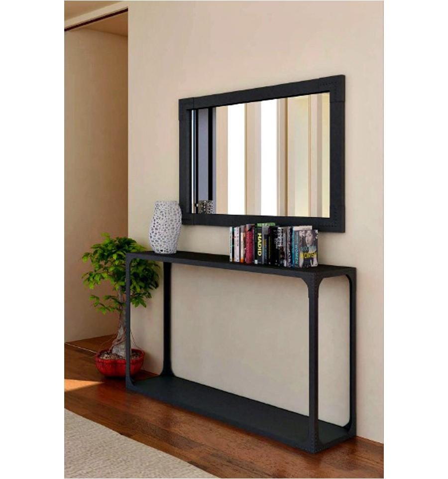 Ideas para muebles recibidor decora con consolas espejos - Muebles consolas recibidores ...