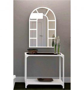 Los espejos decorativos de forja ideas para decorar las for Espejos decorativos para entradas