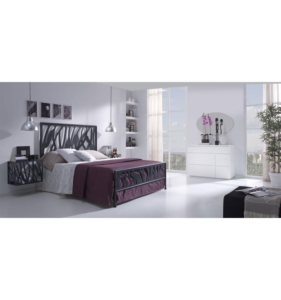 Cabeceros para camas de matrimonio forja hispalense blog - Cabeceros forja modernos ...