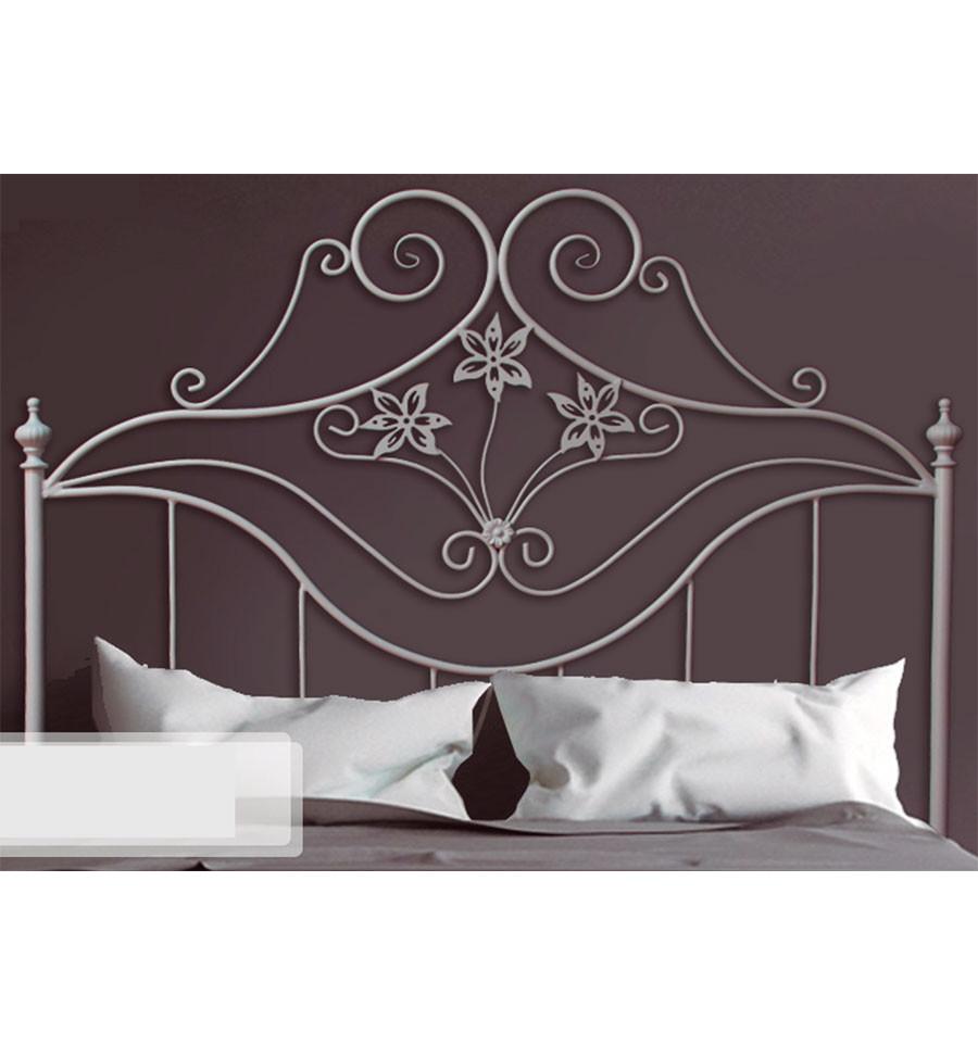Cabeceros para camas de matrimonio forja hispalense blog - Cabeceros de forja ...