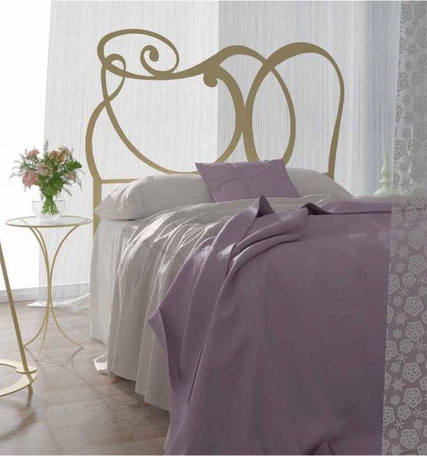 Cabeceros para camas de matrimonio forja hispalense blog - Cabecero forja moderno ...