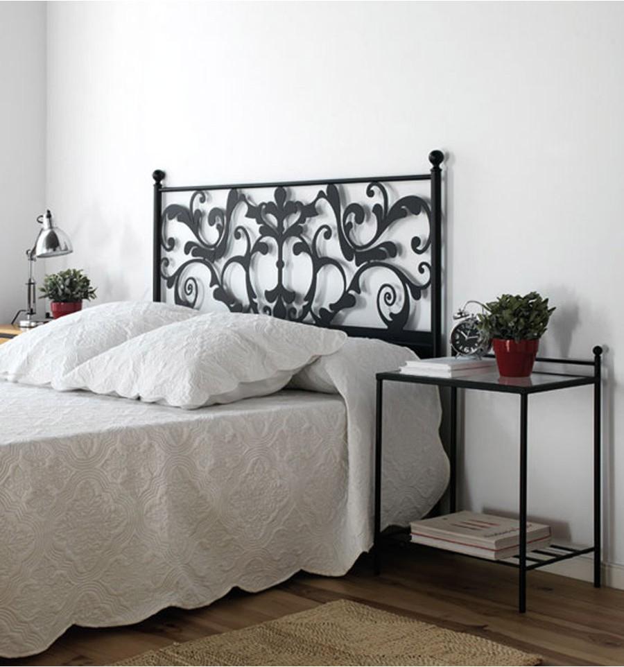 Buscas cabeceros cama 150 forja hispalense - Cabeceros de forja originales ...